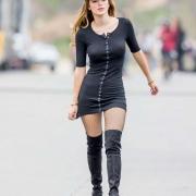 Bella Thorne - You Get Me - Filming